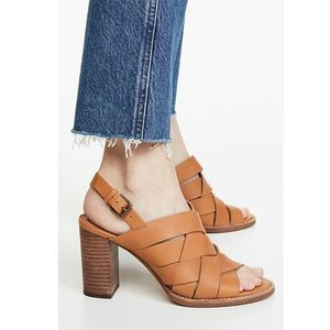 NEW Madewell Cindy Sandal 10